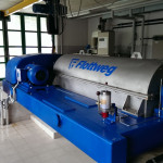 Picture of Used Decanter Centrifuge
