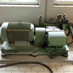 Image of Used High Pressure Piston Pump / P-0962