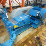 Image of Used High-Pressure Plunger Pump / P-0999